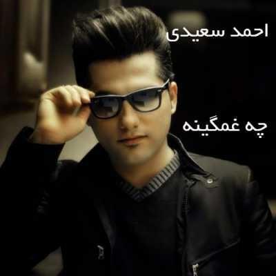 دانلود آهنگ احمد سعیدی بنام چه غمگینه