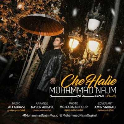 دانلود آهنگ محمد نجم بنام چه حالیه