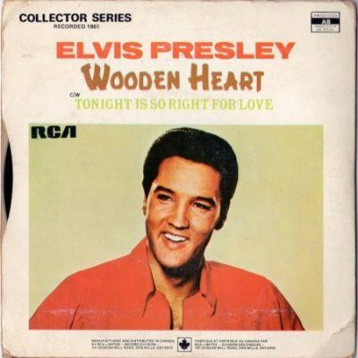 Download Music Elvis Presley Wooden Heart