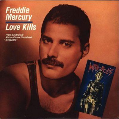 Download Music Freddie Mercury Love Kills
