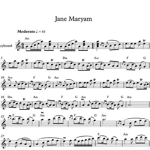 دانلود آهنگ محمد نوری به نام جان مریم